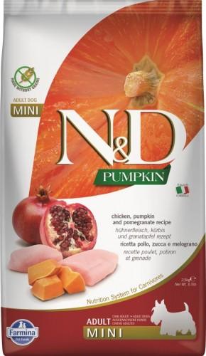 N&D Dog GF Pumpkin Chicken & Pomegranate Adult Mini